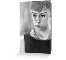 Orphan Black - Alison Hendrix  Greeting Card