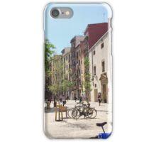 Barcelona - Ciutat Vella iPhone Case/Skin