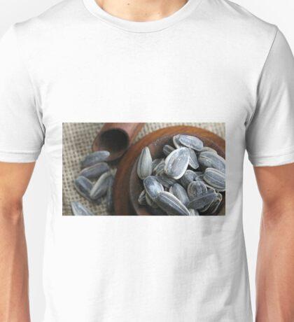 Sunflower seeds Unisex T-Shirt