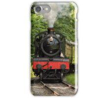 7802 Steam Locomotive iPhone Case/Skin