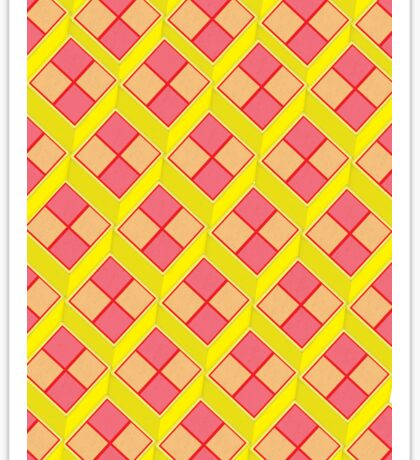 Battenburg Sticker