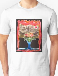 Flower Derangement By Darryl Kravitz Unisex T-Shirt