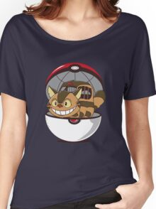 WONDERLAND POKEMON ! Women's Relaxed Fit T-Shirt