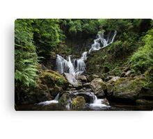Torque Waterfall Canvas Print