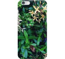 plants. iPhone Case/Skin