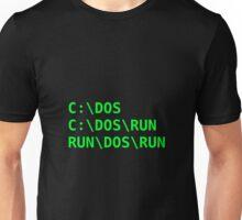 C:\DOS Joke Unisex T-Shirt
