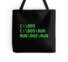 C:\DOS Joke Tote Bag