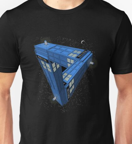 IMPOSSIBLE CALL BOX DOCTOR WHO ! Unisex T-Shirt