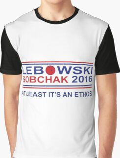 Lebowski for Prez Graphic T-Shirt