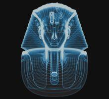 Tutankhamun 'King Tut' X-Ray Style Kids Tee
