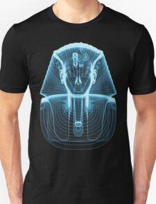 Tutankhamun 'King Tut' X-Ray Style Unisex T-Shirt