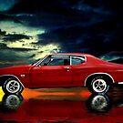 1970 Chevelle by Steven  Agius