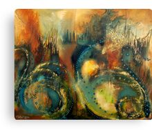 Spirits of the Forever Forest Canvas Print