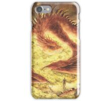 Sleeping Smaug iPhone Case/Skin