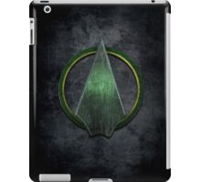 Green Arrow iPad Case/Skin