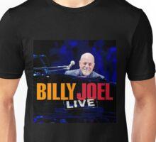 NEW CONCERT TOUR BILLY JOEL 2016 Unisex T-Shirt