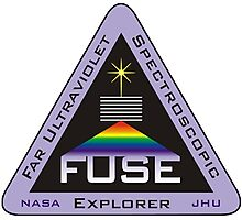 The Far Ultraviolet Spectroscopic Explorer (FUSE) Logo Photographic Print