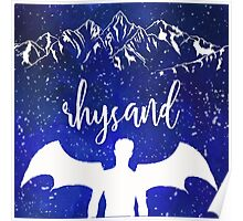 Rhysand ACOTAR Poster