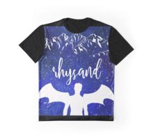 Rhysand ACOTAR Graphic T-Shirt