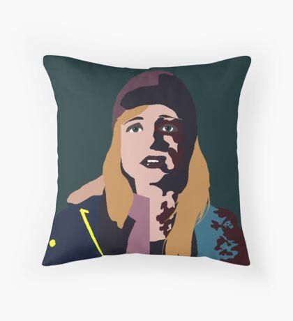 Until Dawn - Ashley Throw Pillow