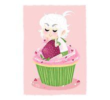 Elli Cake Photographic Print