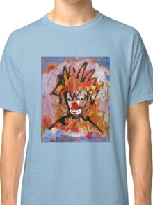 Clowning around with a landscape by Darryl Kravitz Classic T-Shirt