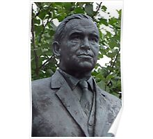 Sir Alf Ramsey - The Pride of England Poster