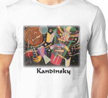 Kandinsky - Composition No. 10 Unisex T-Shirt
