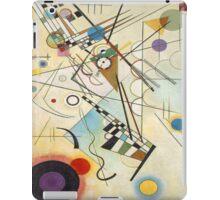 Kandinsky - Composition No. 8 iPad Case/Skin