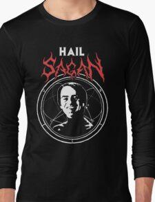 HAIL SAGAN Long Sleeve T-Shirt