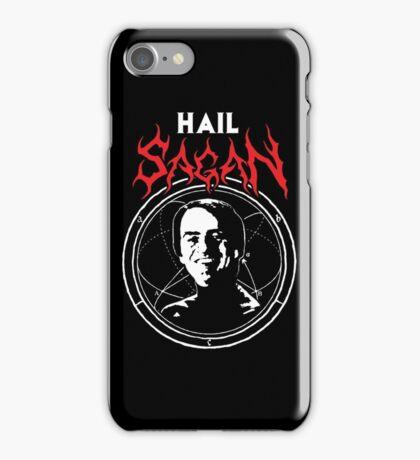 HAIL SAGAN iPhone Case/Skin