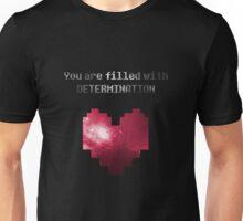 Undertale Minimalist Nebula Design Unisex T-Shirt