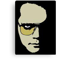 Author. Dreamweaver. Visionary. Plus Actor.  Canvas Print
