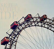 Make it a beautiful ride! by softdelusion