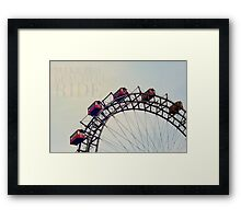 Make it a beautiful ride! Framed Print