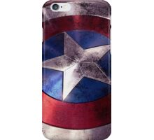 Shield Captain iPhone Case/Skin