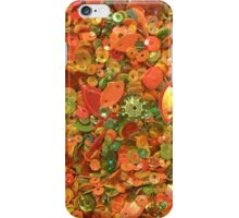 Fruity sequins iPhone Case/Skin