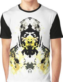 Rorschach Scorpion (MKX Version) Graphic T-Shirt