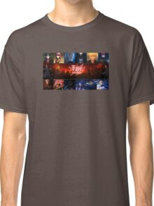 Fate Stay Night Classic T-Shirt