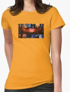 Fate Stay Night Womens Fitted T-Shirt