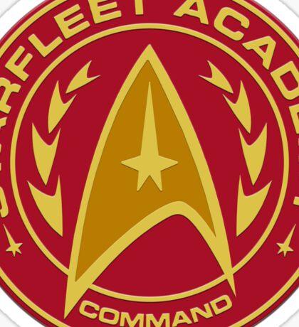Star Trek - Starfleet Academy Command Crest Sticker