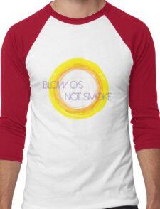 Blow O's  Men's Baseball ¾ T-Shirt