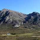 The Buachaille from Altnafeadh  by beavo