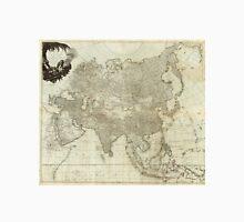 Vintage Map of Asia (1757) Unisex T-Shirt
