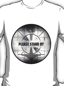 Fallout Standby Screen T-Shirt
