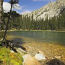 Las Trampas Lake by Tamas Bakos
