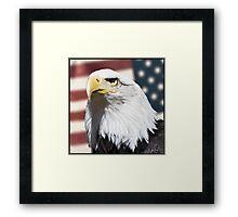 Patriot - Print Framed Print