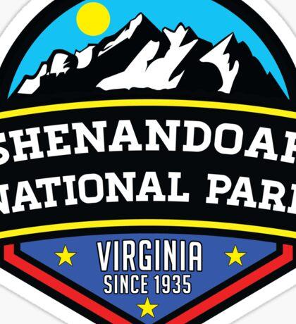 SHENANDOAH NATIONAL PARK VIRGINIA MOUNTAINS HIKING BIKING CAMPING 2 Sticker