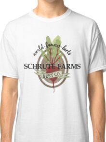 Schrute Farms - The Office Classic T-Shirt