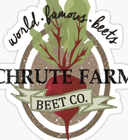 Schrute Farms - The Office Sticker